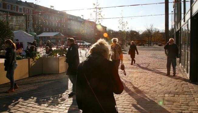 COPENHAGEN - City Market